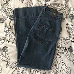Urban Outfitters High Waisted Wide Leg Jeans